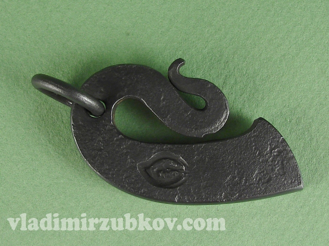 Fire striker - pendant.