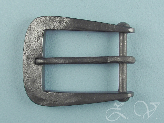 Belt buckle - flint striker.
